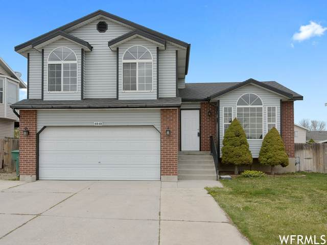 4848 W 7000 S, West Jordan, UT 84081 (#1736273) :: Doxey Real Estate Group