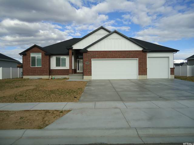 3564 S 5050 W, West Haven, UT 84401 (#1736275) :: C4 Real Estate Team