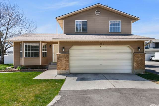 856 E Apple Park Way, Salt Lake City, UT 84106 (#1736291) :: Doxey Real Estate Group
