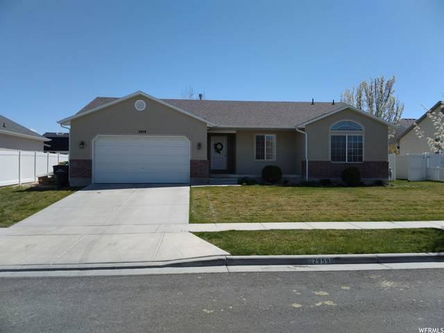 2959 S Gazelle Rd W, West Valley City, UT 84128 (#1736295) :: C4 Real Estate Team