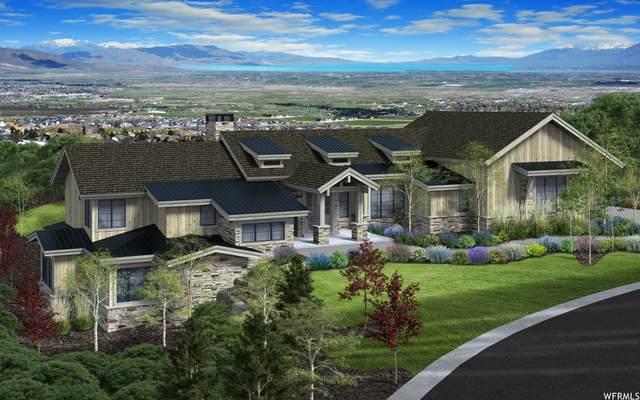 695 S Nebo Cir #37, Woodland Hills, UT 84653 (#1736300) :: Berkshire Hathaway HomeServices Elite Real Estate