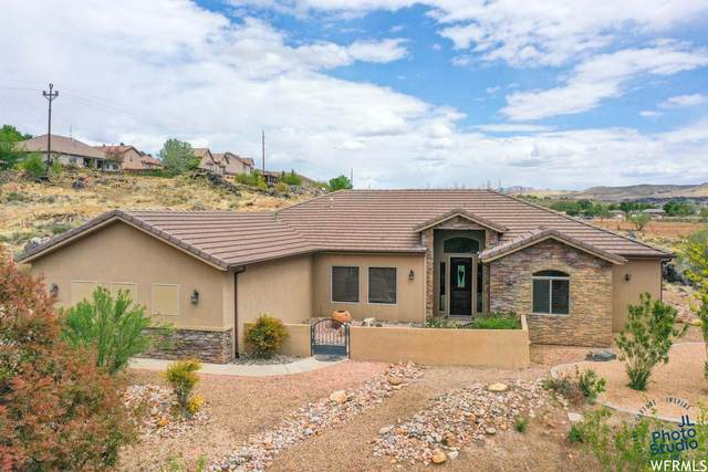 320 N 1580 W, Hurricane, UT 84737 (MLS #1736302) :: Lookout Real Estate Group