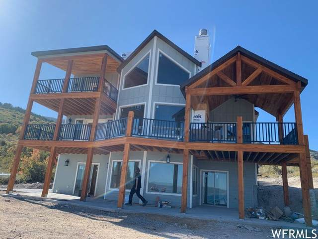 923 Hickock Dr, Fish Haven, ID 83287 (#1736313) :: Colemere Realty Associates