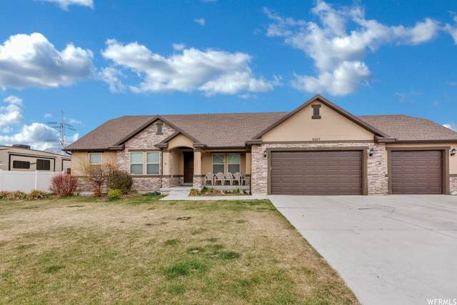 8807 S Millrace Cir, West Jordan, UT 84088 (#1736317) :: Red Sign Team