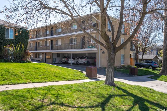 122 N N St E #6, Salt Lake City, UT 84103 (#1736321) :: C4 Real Estate Team