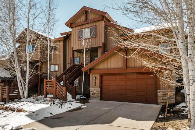 3430 W Cedar Dr, Park City, UT 84098 (#1736326) :: Doxey Real Estate Group