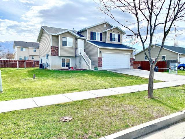732 S 1540 W, Logan, UT 84321 (#1736329) :: Doxey Real Estate Group