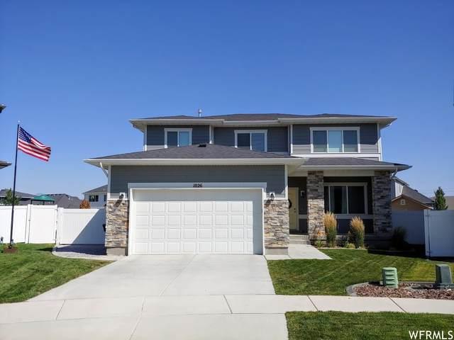1026 W Lightfoot Way, Bluffdale, UT 84065 (#1736331) :: C4 Real Estate Team
