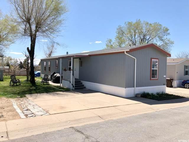1213 W 400 N, Clearfield, UT 84015 (#1736348) :: C4 Real Estate Team