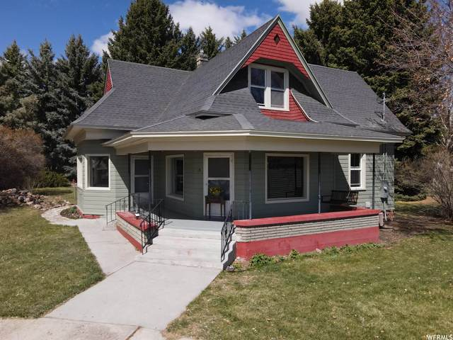 15 N Main St, Clarkston, UT 84305 (#1736376) :: Doxey Real Estate Group