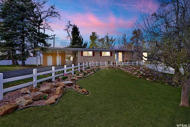 1165 E 5290 S, Salt Lake City, UT 84117 (#1736377) :: Pearson & Associates Real Estate