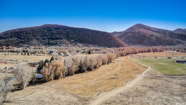 3 N Old Ranch Rd, Park City, UT 84098 (#1736389) :: Doxey Real Estate Group