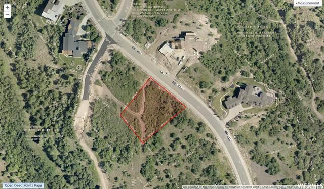 842 S Summit Creek Dr #45, Woodland Hills, UT 84653 (#1736393) :: Red Sign Team