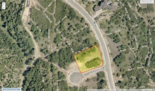 912 S Summit Creek Dr #48, Woodland Hills, UT 84653 (#1736395) :: Red Sign Team