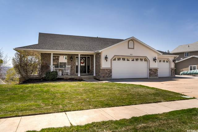 321 E 3575 N, North Ogden, UT 84414 (MLS #1736403) :: Summit Sotheby's International Realty