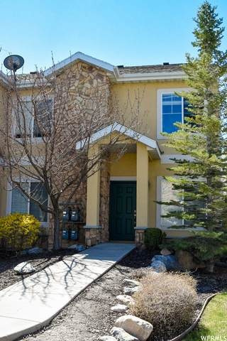 1166 Canyon Meadow Dr #8, Provo, UT 84606 (MLS #1736416) :: Summit Sotheby's International Realty