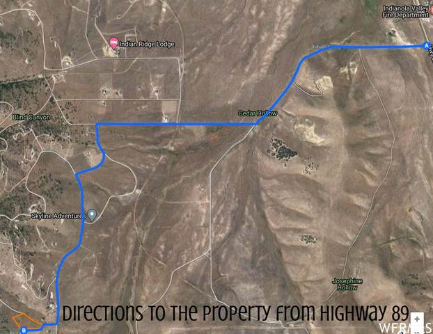 223 Canyon Hollow Dr #233, Indianola, UT 84629 (#1736419) :: Red Sign Team