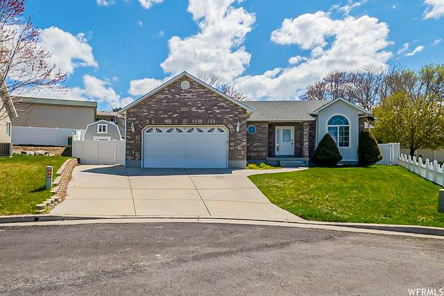 10299 S Sandy Willows Cv, Sandy, UT 84070 (#1736426) :: Doxey Real Estate Group