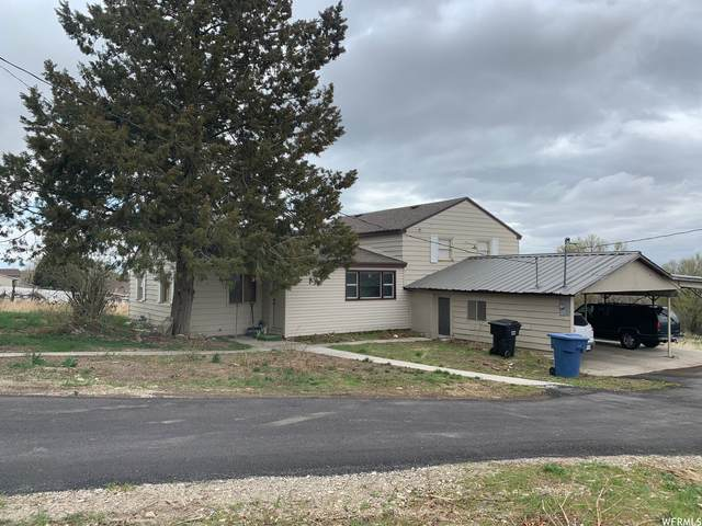 3870 S Hwy 89 W, Perry, UT 84302 (#1736428) :: C4 Real Estate Team