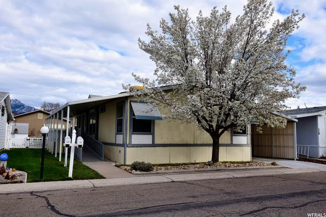 1111 N 2000 W #226, Farr West, UT 84404 (#1736442) :: Doxey Real Estate Group