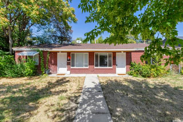 151 E Claybourne Ave S, Salt Lake City, UT 84115 (#1736450) :: C4 Real Estate Team