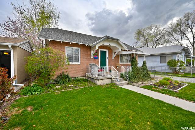 146 E Sunset Ave, Salt Lake City, UT 84115 (#1736456) :: C4 Real Estate Team