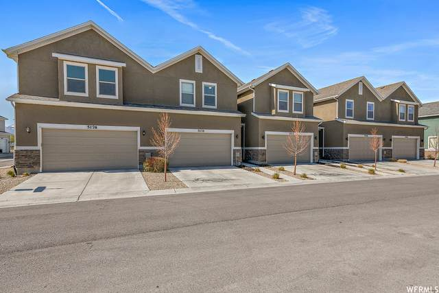 5168 W Laureston Way S, Herriman, UT 84096 (#1736461) :: The Fields Team