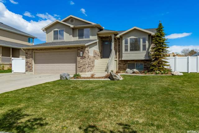 32 S 525 W, Clearfield, UT 84015 (#1736464) :: C4 Real Estate Team