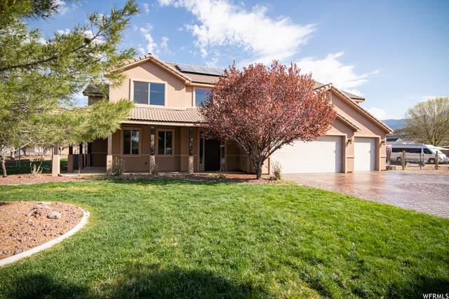 1422 W Jade Dr, Diamond Valley, UT 84770 (#1736470) :: Bustos Real Estate | Keller Williams Utah Realtors