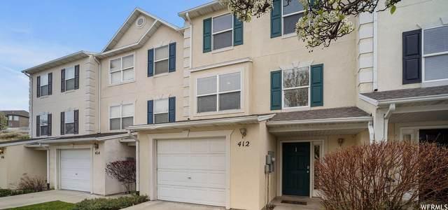 412 E Culross Ln, Draper, UT 84020 (#1736474) :: Big Key Real Estate