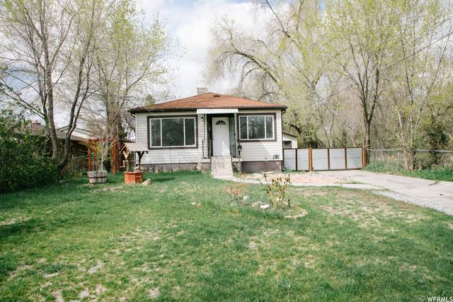 1238 W 300 S, Salt Lake City, UT 84104 (#1736479) :: C4 Real Estate Team