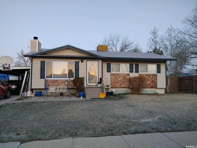 5962 S Kyle Dr, Salt Lake City, UT 84118 (#1736493) :: C4 Real Estate Team
