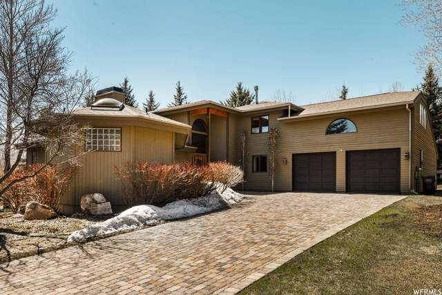 3210 Upland Cir, Park City, UT 84060 (#1736494) :: C4 Real Estate Team