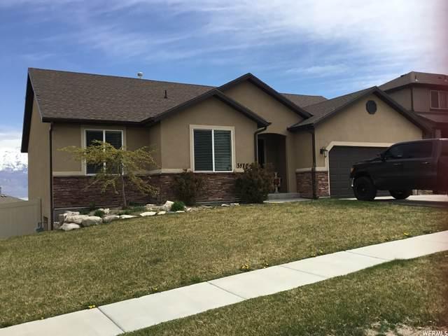 3510 S Osprey Trail W, Saratoga Springs, UT 84045 (#1736503) :: Big Key Real Estate
