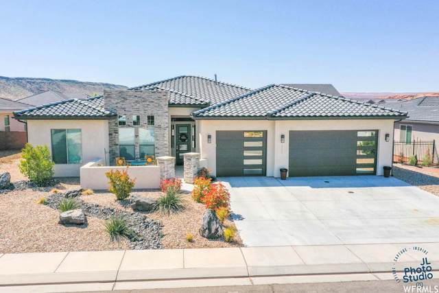 3479 W 2430 S, Hurricane, UT 84737 (#1736504) :: Black Diamond Realty