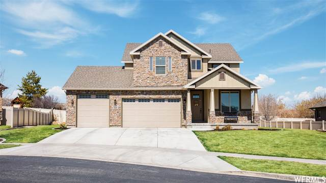 616 W Andrews Ln, Saratoga Springs, UT 84045 (#1736531) :: The Perry Group