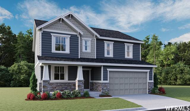 2051 N Wallflower Cir W #906, Saratoga Springs, UT 84045 (#1736537) :: Bustos Real Estate | Keller Williams Utah Realtors