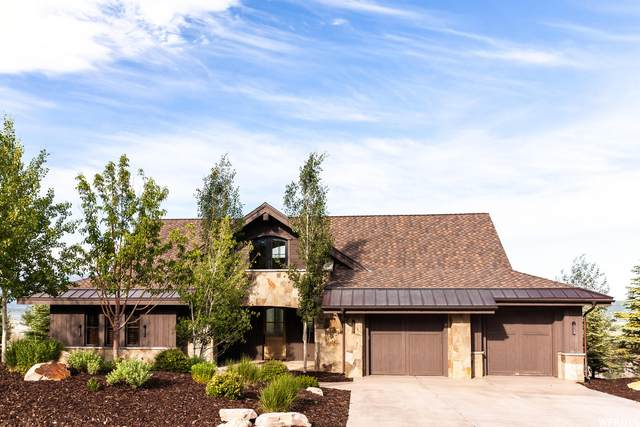 9079 Dye Cabins Dr #6, Park City, UT 84098 (#1736553) :: Black Diamond Realty