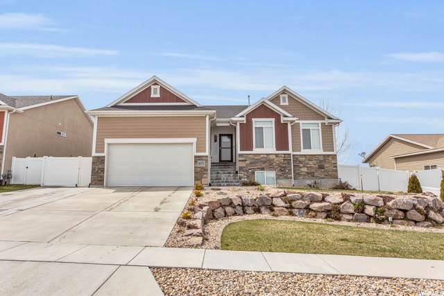 6462 S Mount Adams Dr, Salt Lake City, UT 84118 (MLS #1736555) :: Lawson Real Estate Team - Engel & Völkers