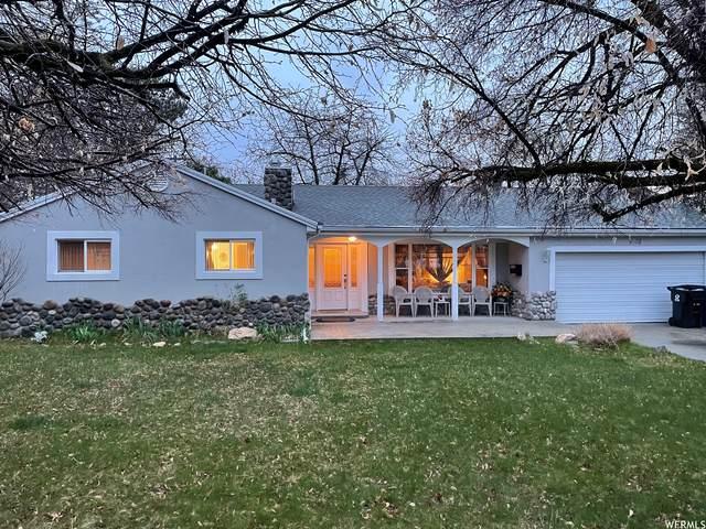 4108 S Mars Way, Salt Lake City, UT 84124 (MLS #1736556) :: Lawson Real Estate Team - Engel & Völkers