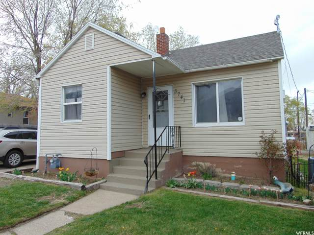 3741 S Ogden, South Ogden, UT 84403 (MLS #1736562) :: Lookout Real Estate Group