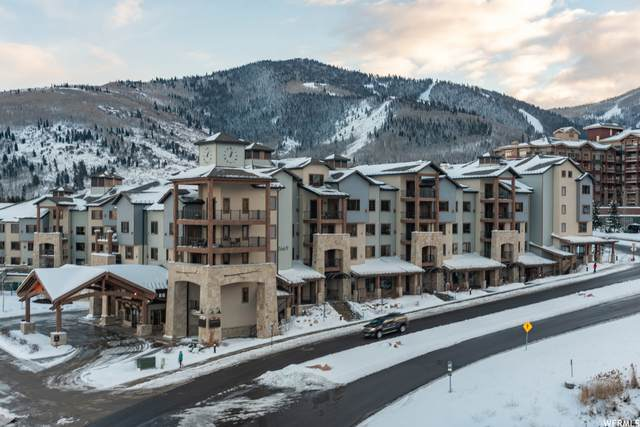 2653 Canyons Resort Dr #124, Park City, UT 84098 (MLS #1736579) :: High Country Properties