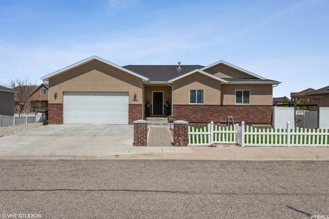 3838 W 1300 N, Cedar City, UT 84721 (#1736580) :: Black Diamond Realty
