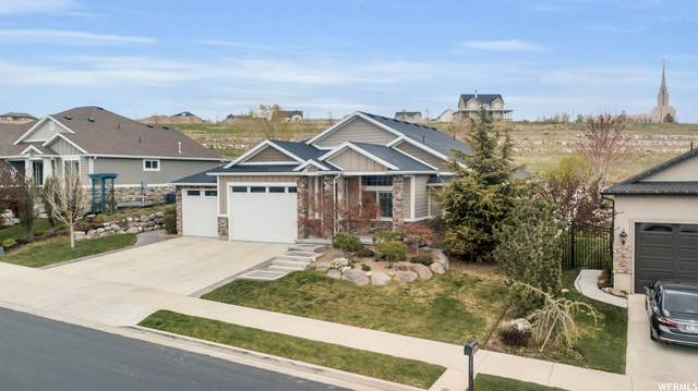 4062 W Shinnerock Dr, South Jordan, UT 84009 (#1736582) :: Doxey Real Estate Group