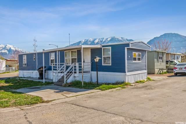 255 N 1600 W #49, Provo, UT 84601 (#1736586) :: REALTY ONE GROUP ARETE