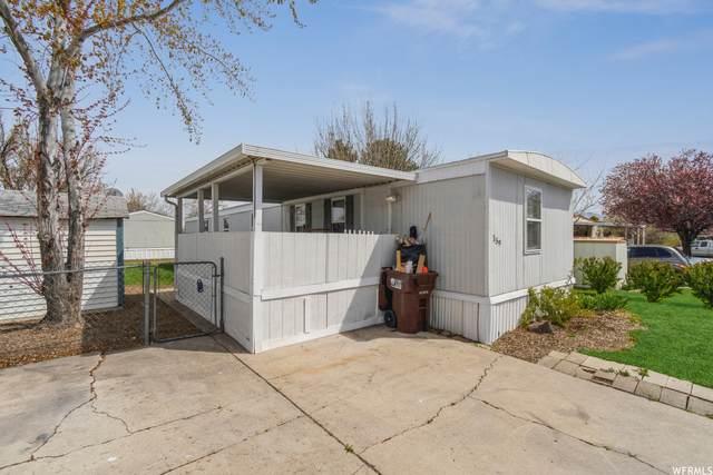 8400 S 4000 W #159, West Jordan, UT 84088 (#1736587) :: Bustos Real Estate | Keller Williams Utah Realtors