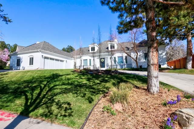 1754 E Fort Douglas Cir, Salt Lake City, UT 84103 (MLS #1736601) :: Lawson Real Estate Team - Engel & Völkers