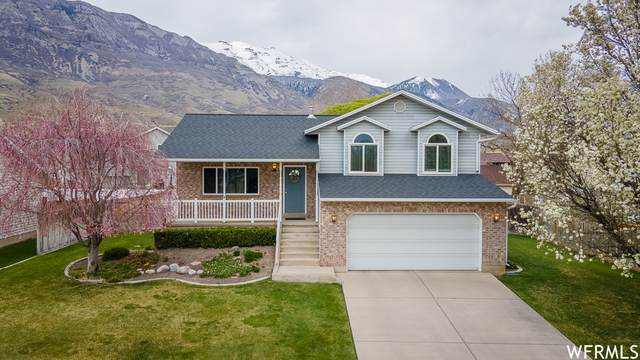 1624 N 390 W, Pleasant Grove, UT 84062 (#1736603) :: Black Diamond Realty