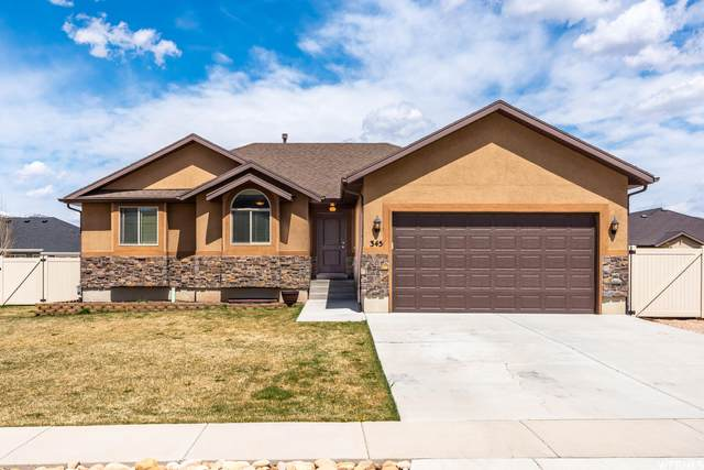 345 E 2260 S, Heber City, UT 84032 (#1736610) :: Bustos Real Estate | Keller Williams Utah Realtors
