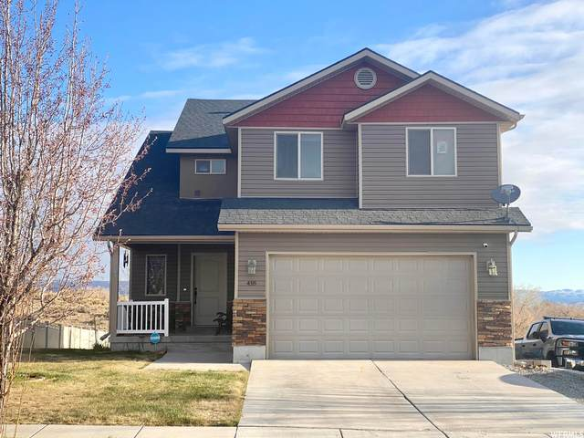 418 W 3775 S, Vernal, UT 84078 (MLS #1736612) :: Lawson Real Estate Team - Engel & Völkers